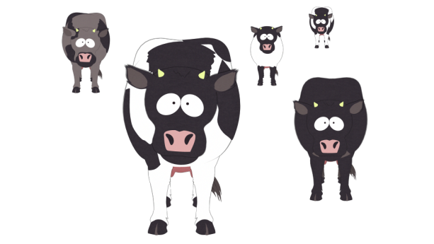 Non-human-wild-animals-cows